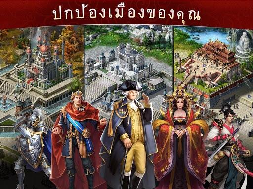 เล่น Evony: The King's Return  on PC 4