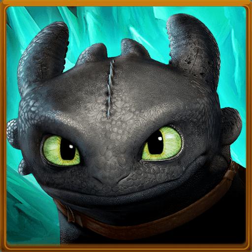 Играй Dragons: Rise of Berk На ПК 1