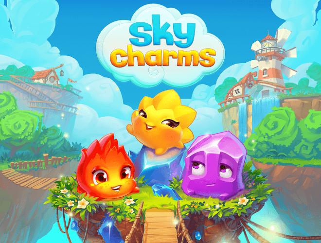 Chơi Sky Charms on PC 16