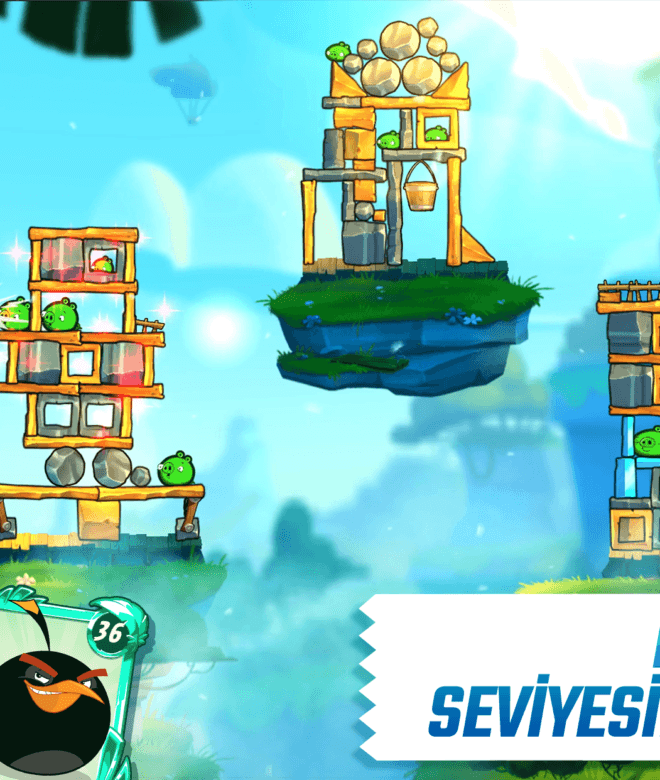 Angry Birds 2 İndirin ve PC'de Oynayın 17