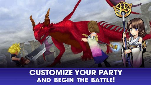 เล่น Dissidia Final Fantasy Opera Omnia on PC 5