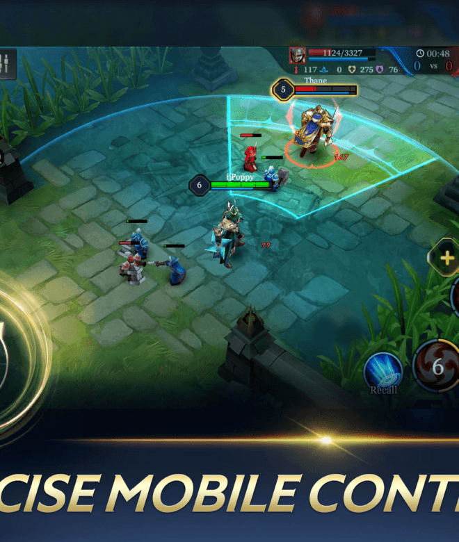 Main Garena AOV – Arena of Valor on PC 10