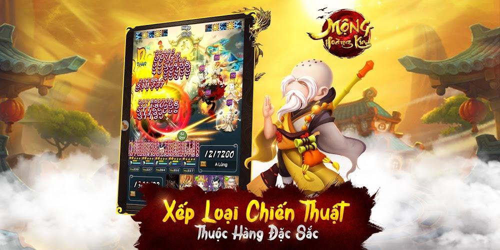 Chơi Mộng Hoàng Kim on PC 20