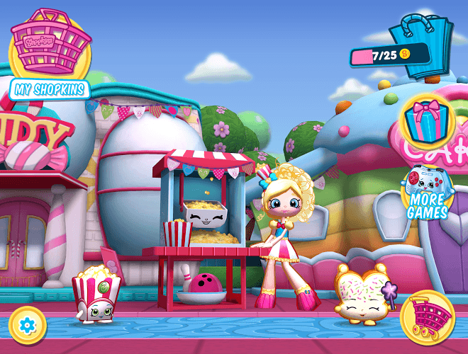 Play Shopkins: Welcome to Shopville on PC 8