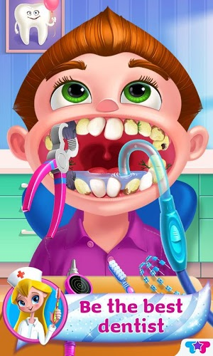 Play Dentist Mania: Doctor X Clinic on PC 13