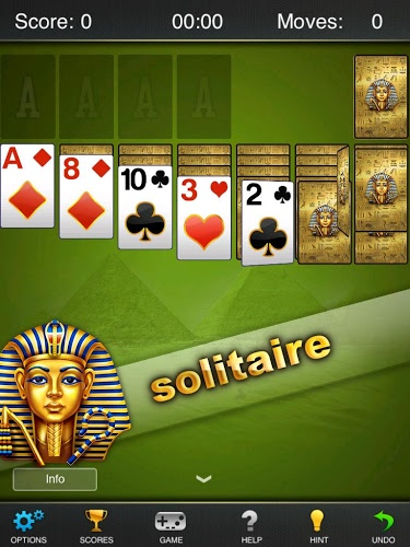 Play Solitaire: Pharaoh on PC 2