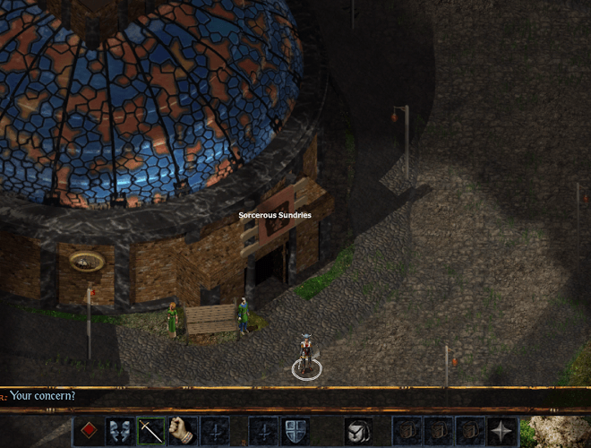 Play Baldur's Gate on PC 6