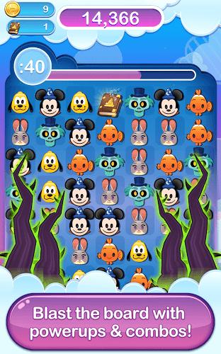 Chơi Disney Emoji Blitz on PC 5