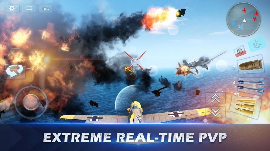 Chơi War Wings on PC 6