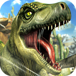 Play Jurassic Run on PC 1