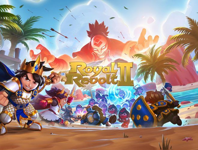 เล่น Royal Revolt 2: Tower Defense on pc 9