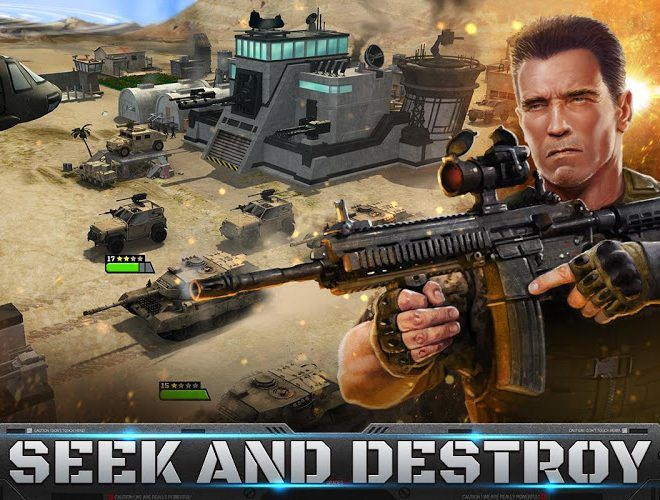 Play Mobile Strike Epic War on PC 5