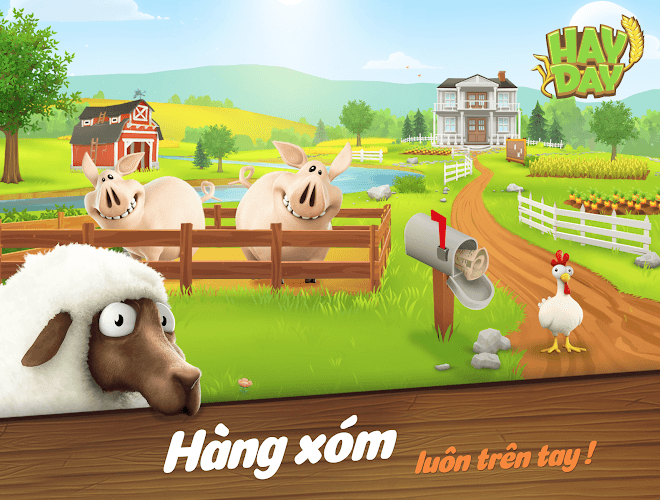 Chơi Hay Day on PC 12