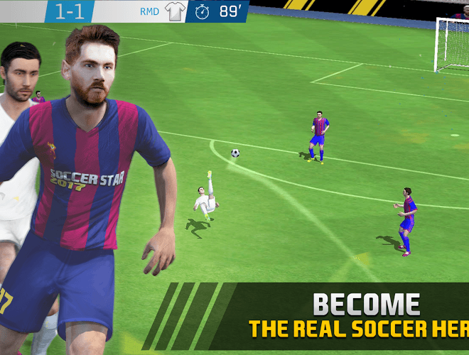 Play Soccer Star 2017 Top Leagues on PC 2
