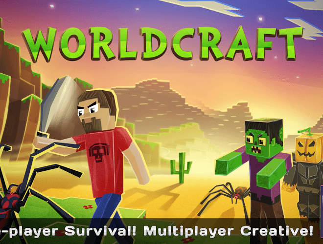 Play WorldCraft on PC 11