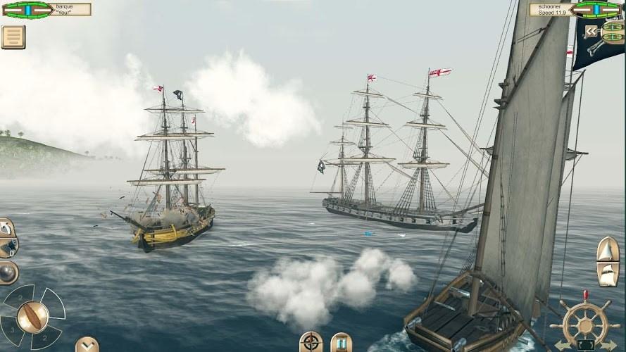 Играй The Pirate: Caribbean Hunt На ПК 11