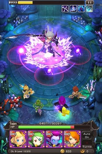 暢玩 Hyper Heroes: Marble-Like RPG PC版 13