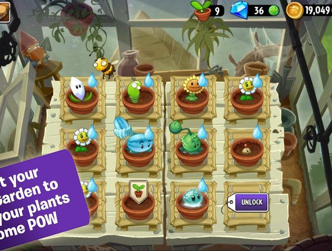เล่น Plants vs Zombies 2 on PC 11