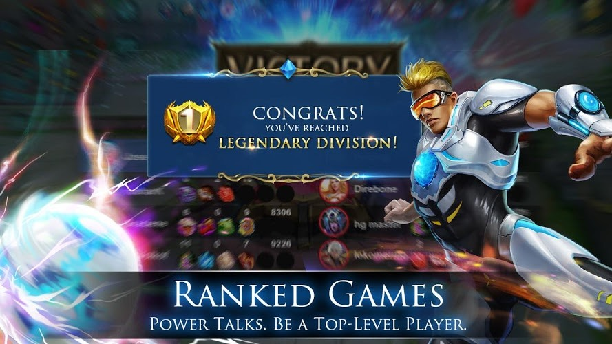 Download Mobile Legends: Bang bang on PC with BlueStacks