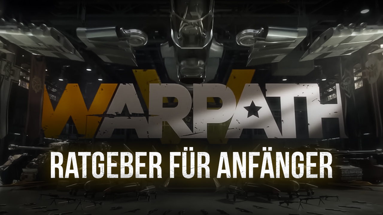 Warpath auf dem PC – Anfängerleitfaden für Basisbau und Armeetraining