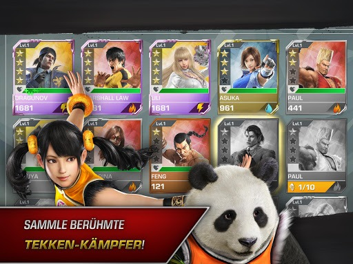 Spiele Tekken auf PC 20
