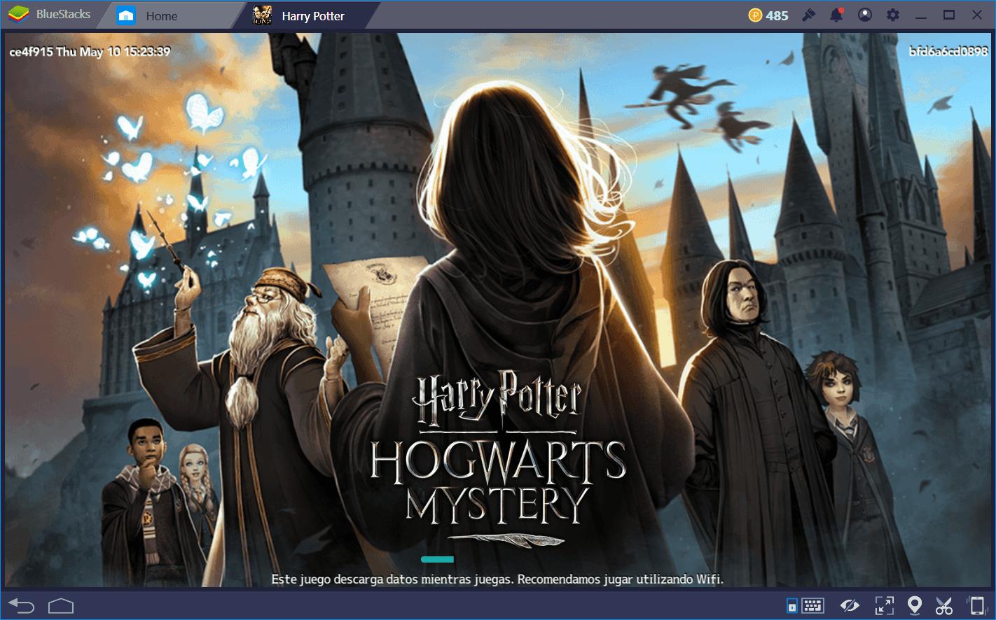 5 Razones por las que Debes Probar Harry Potter: Hogwarts Mystery