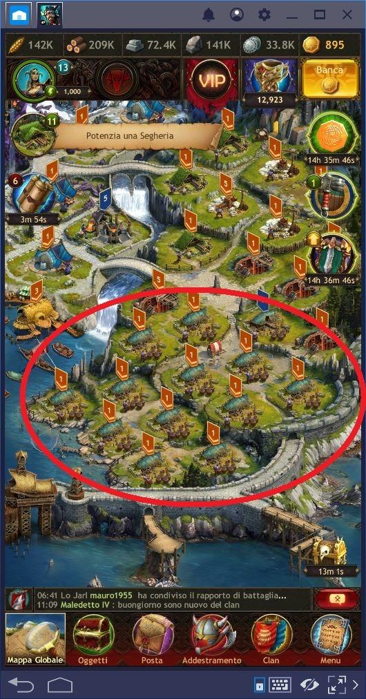 Vikings War of Clans: Guida all'Equipaggiamento e agli Edifici