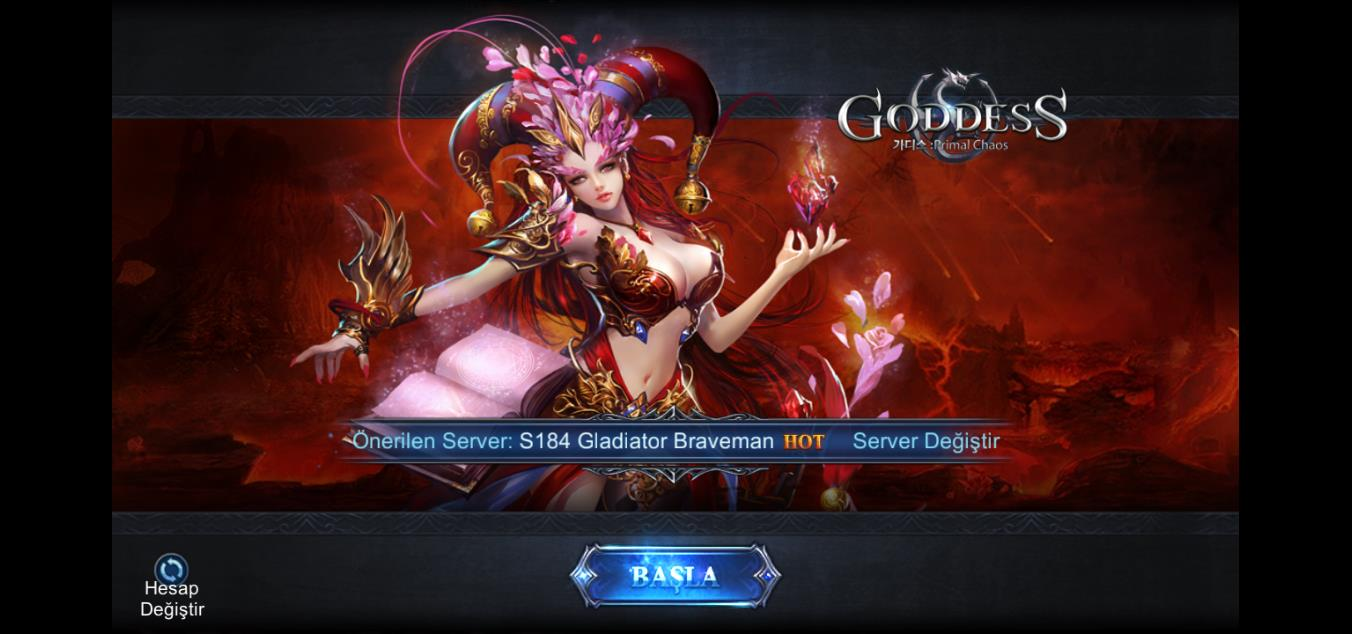 Yeni Başlayanlar İçin Goddess Primal Chaos Rehberi