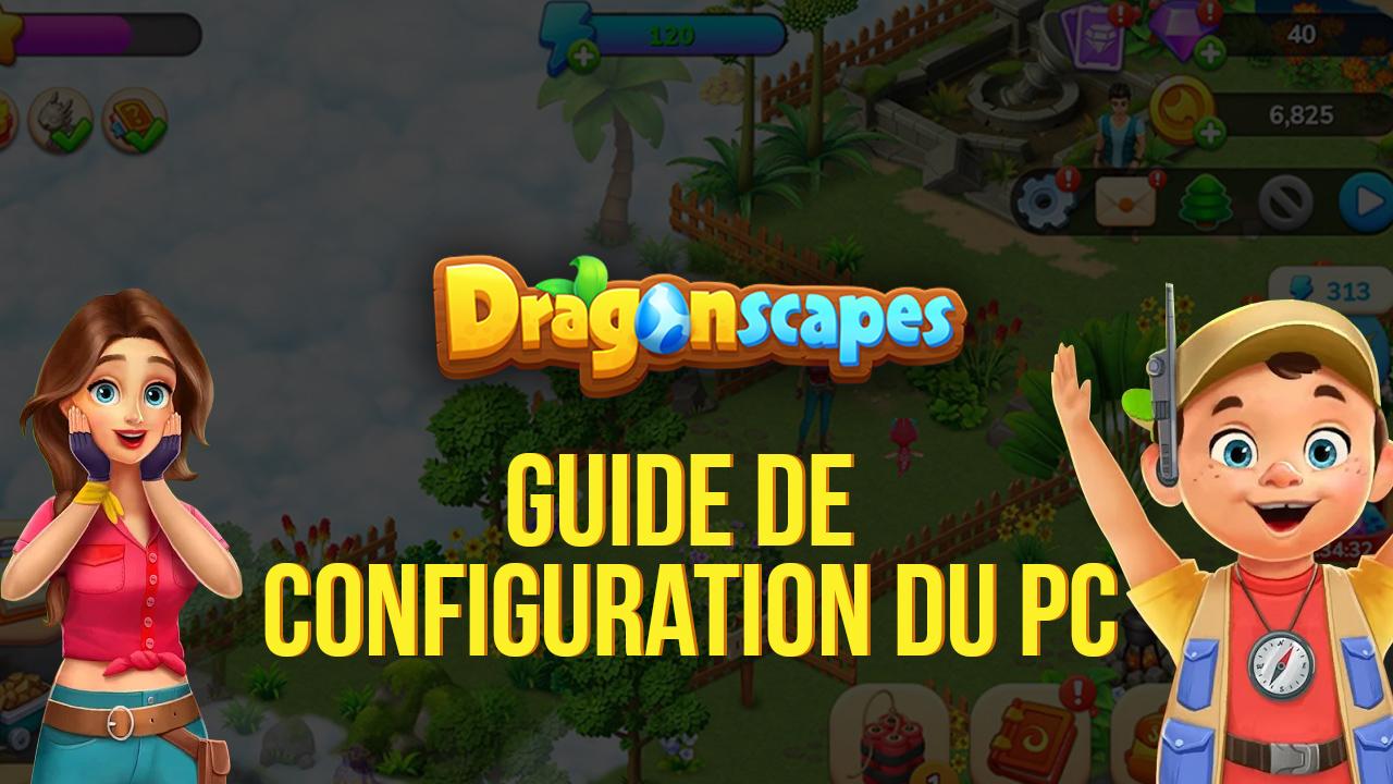 Installer Dragonscapes Adventure sur PC – Explorez les îles avec BlueStacks