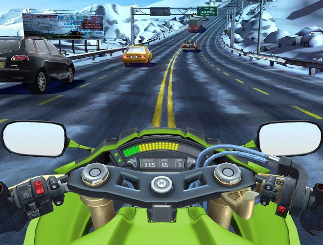 Play Moto Rider GO: Highway Traffic on PC 13