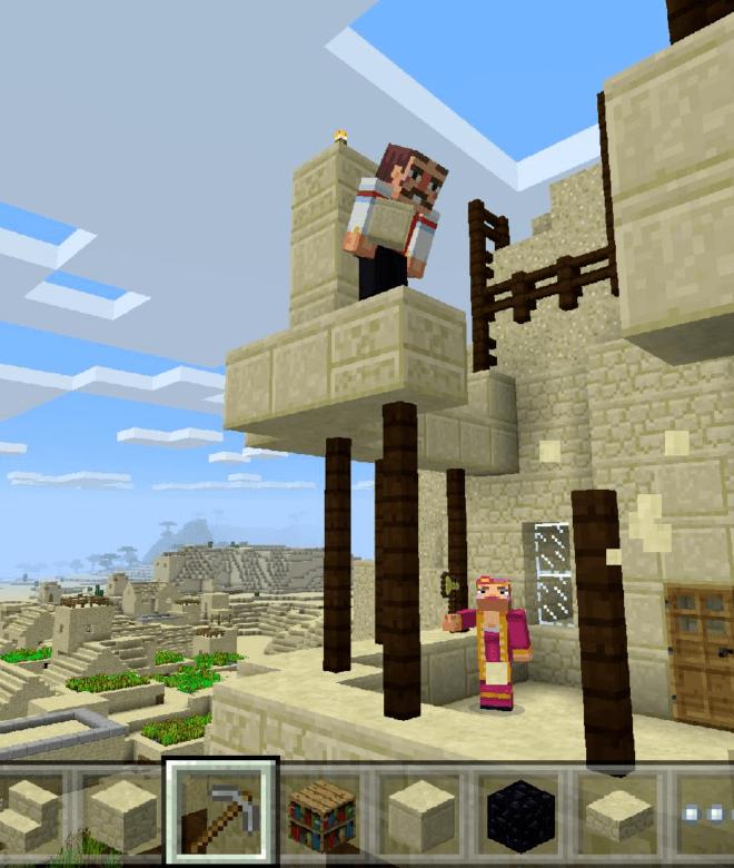 Jogue Minecraft para PC 5
