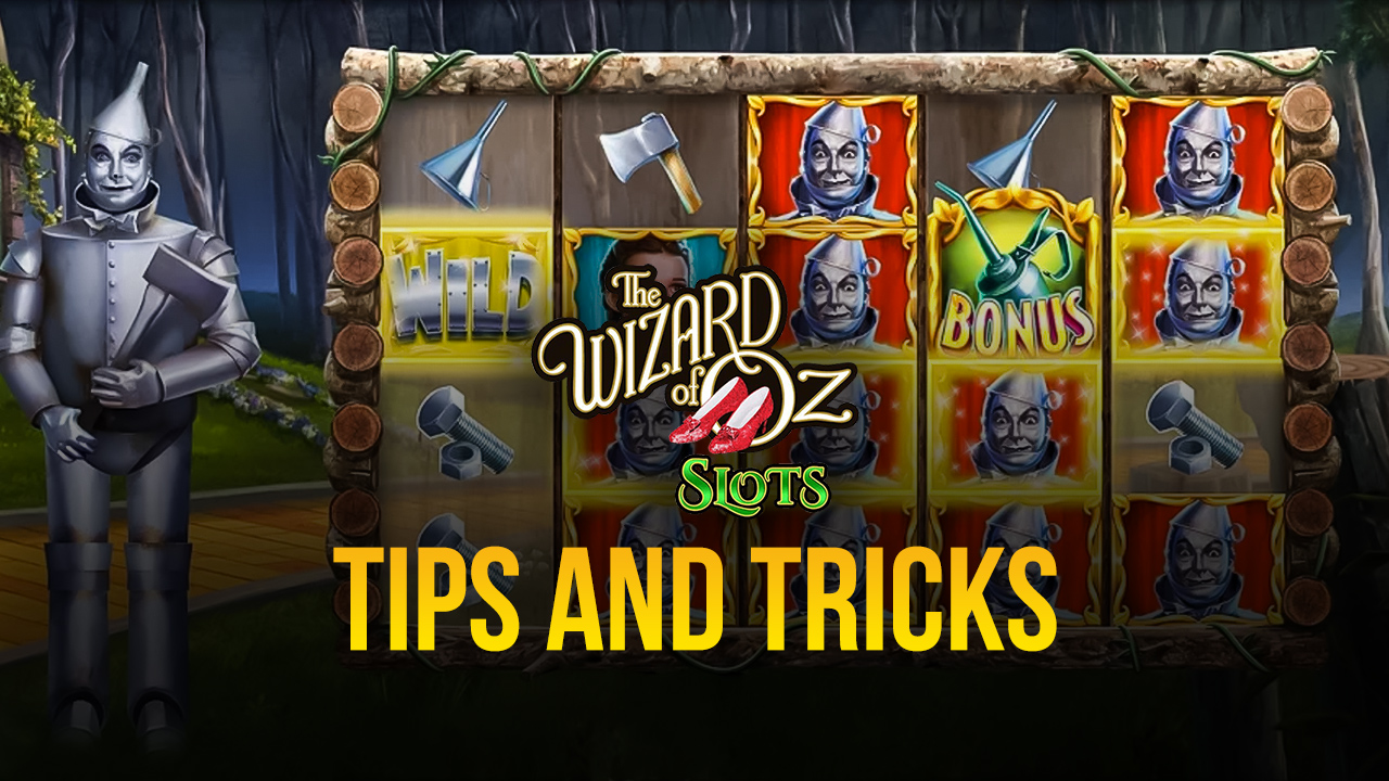 Wizard of Oz Casino – Tips & Tricks to Win Big on PC