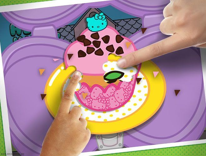 เล่น กล่องอาหารกลางวัน เฮลโล คิตตี้ on PC 11