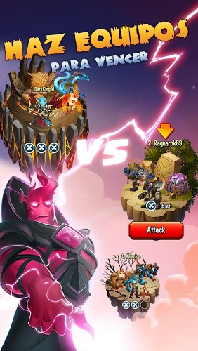 Juega Monster Legends en PC 2