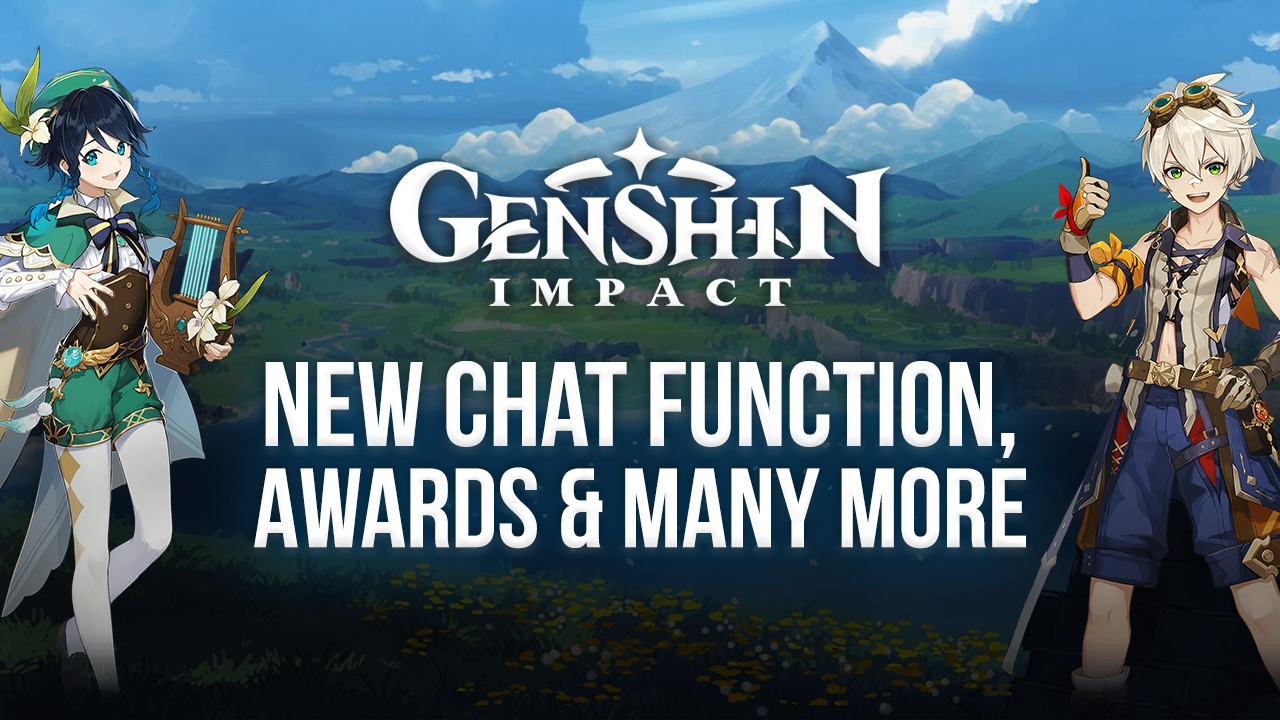 Genshin Impact Update– Upcoming Changes and Features with Version 1.2