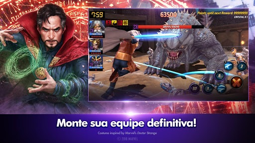Jogue MARVEL Future Fight para PC 13