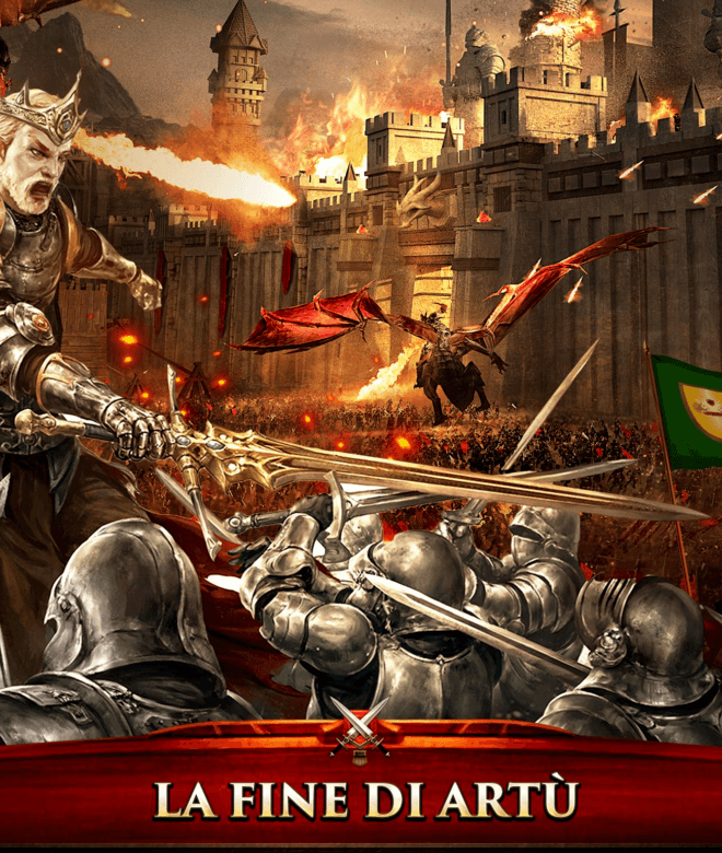 Gioca King of Avalon: Dragon Warfare sul tuo PC 2