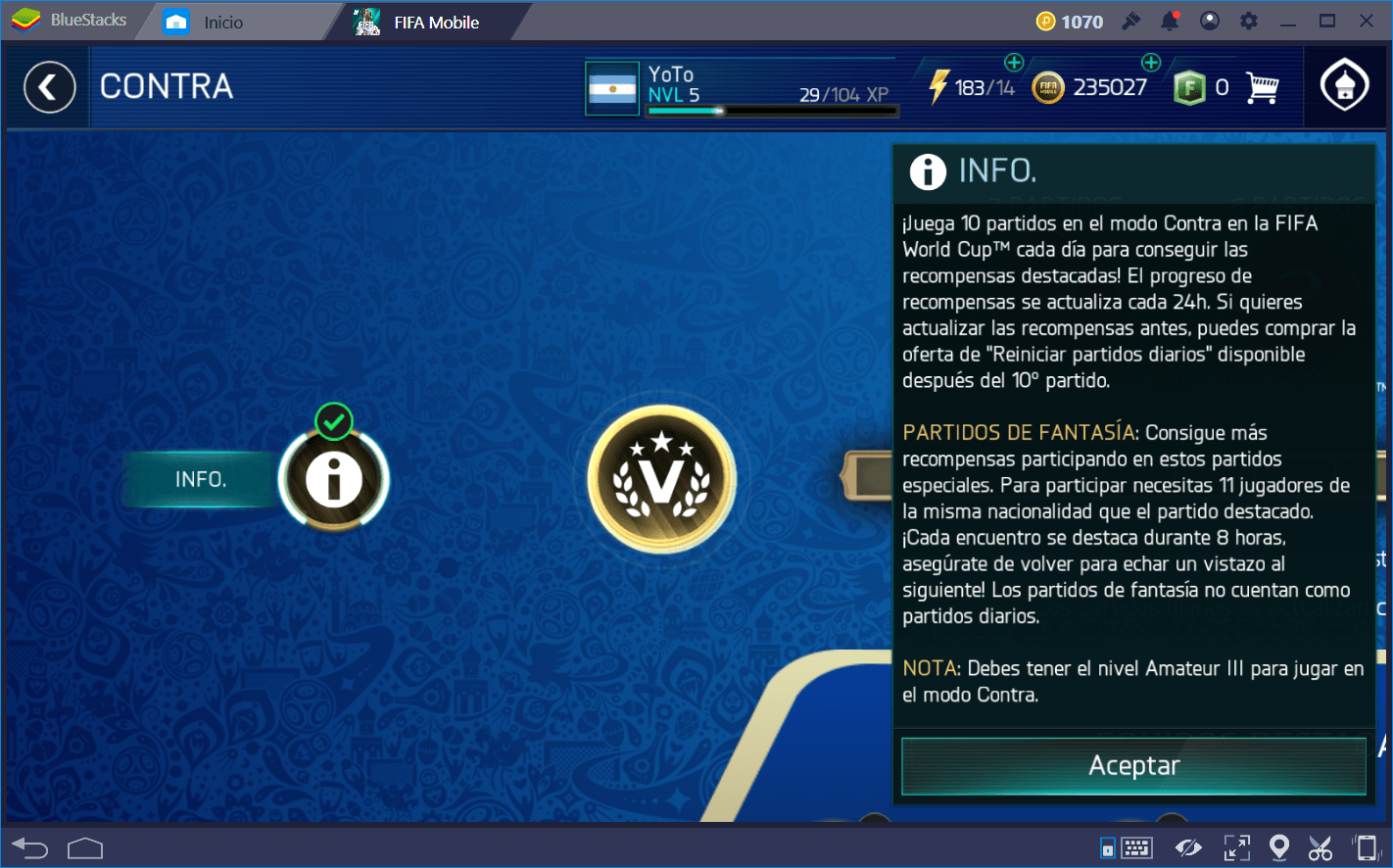 Guía Para El Evento del Mundial en FIFA Fútbol: FIFA World Cup (FIFA Mobile)