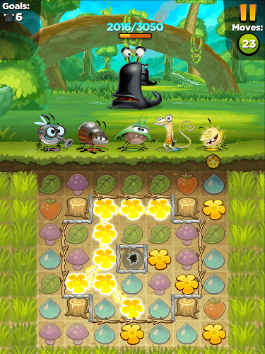 เล่น Best Fiends – Puzzle Adventure on PC 12