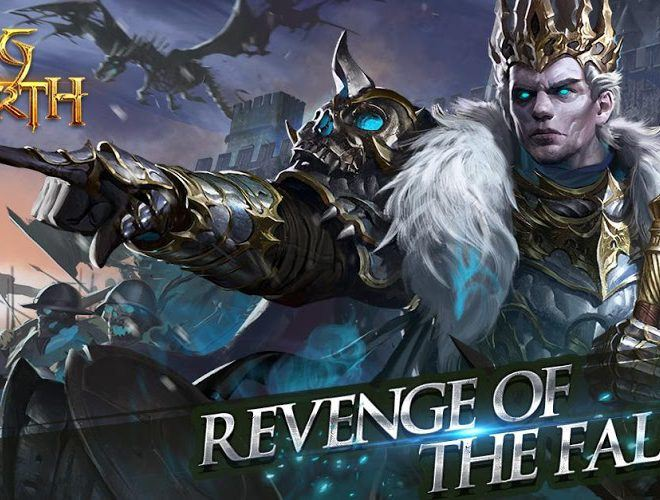 Play King of Rebirth: Undead Age on PC 13