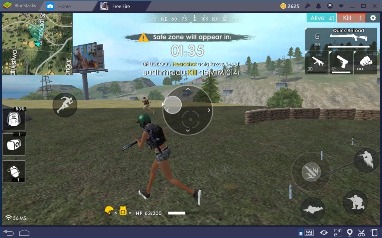 Free Fire: Consigli e Trucchi per i nuovi giocatori