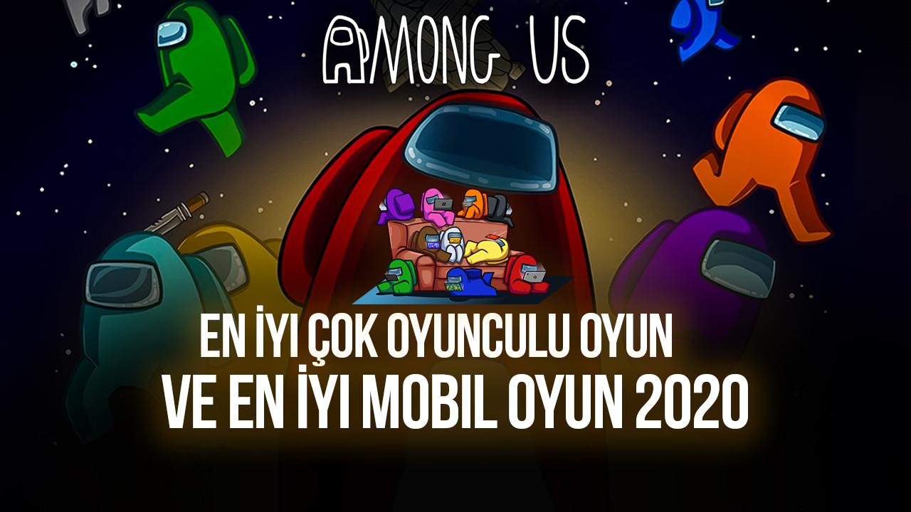 Among Us, Game Awards 2020'de 'En İyi Çok Oyunculu Oyun' Ve ' En İyi Mobil Oyun' Ödüllerini Kazandı