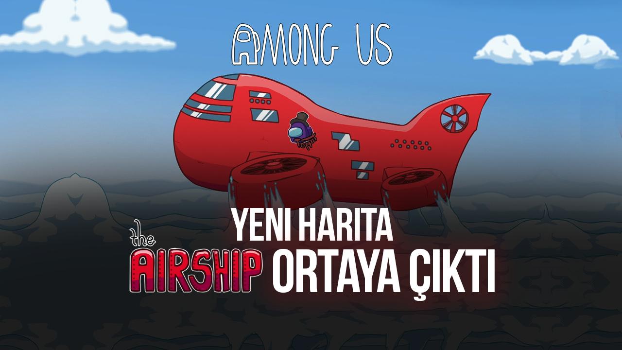 Among Us İçin Yeni 'Uçak' Haritası Geliyor