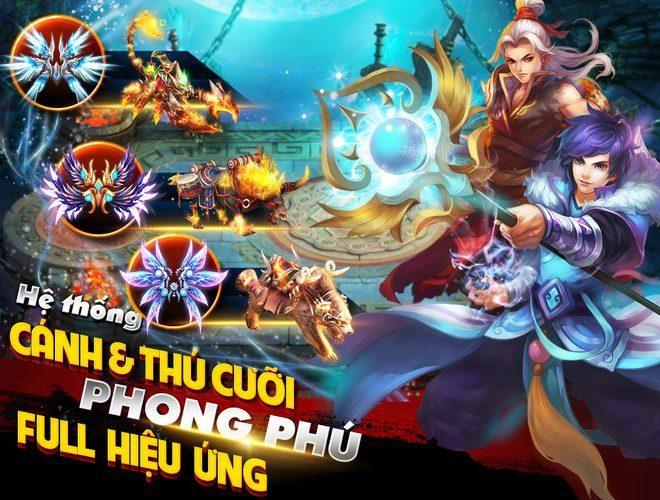 Chơi Bách Chiến Mobile on PC 3