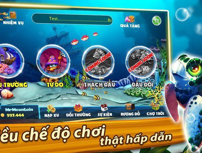 Chơi iFish – Bắn cá đổi thưởng on PC 4
