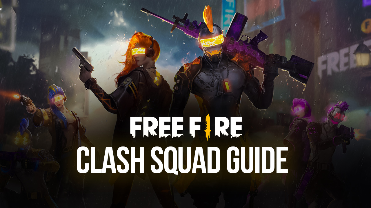 Win Every Clash Squad Match in Free Fire with These Tips and Tricks