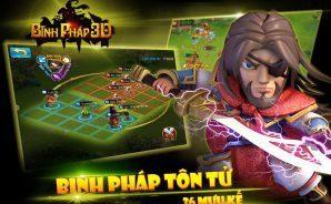Binh Pháp 3D: Tam Quốc Chiến