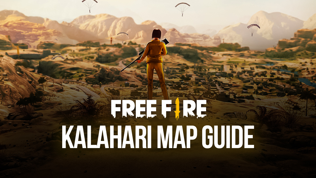Win Booyahs in the Kalahari Desert with This Free Fire Game Guide