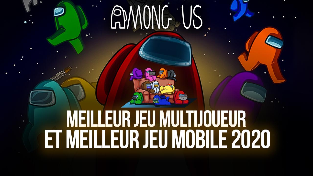 Among Us remporte meilleur jeu multi et meilleur jeu mobile aux Games Awards 2020