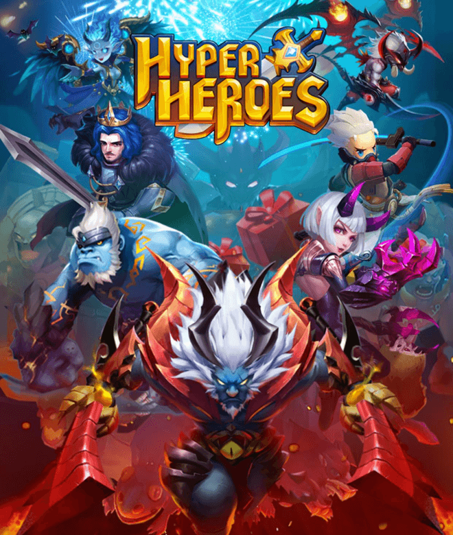 Jogue Hyper Heroes para PC 3